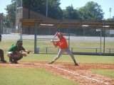 Kevin High had key hit for Orange