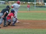 Juan Blanco's first hit.